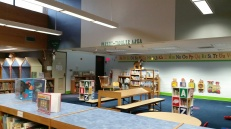 Parent-Toddler area at Vineland Library