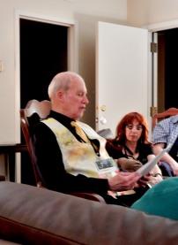 Author reading: L. E. Modesitt, 11-19