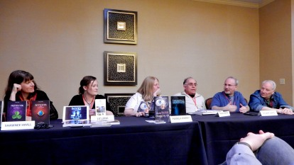 Mysticon, The Author Chronicles, J. Thomas Ross