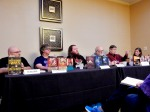 37 – Panel – Epic Scale Fiction with Rod Belcher, Kim Headlee, Michael David Anderson, Jim Gaines, Peter Prellwitz, and Amanda J. McGee,2-25-18