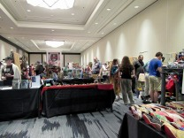 The Author Chronicles, J. Thomas Ross, Balticon, The Dealers Room