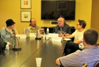 The Author Chronicles, J. Thomas Ross, Balticon, panel