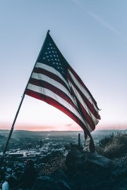 The Author Chronicles, J. Thomas Ross, Top Picks Thursday, American flag