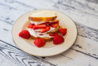 The Author Chronicles, J. Thomas Ross, Top Picks Thursday, strawberry shortcake