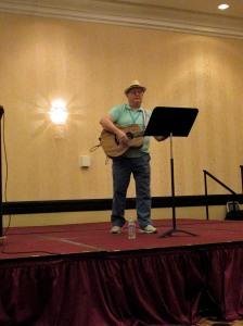 The Author Chronicles, J. Thomas Ross, music, filk