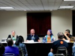 58 – Panel – Critters in SF with Jane Lindskold, Michael G. Williams, Margaret S. McGraw, and Jason Gilbert, 7-14-18