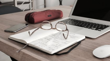 The Author Chronicles, Top Picks Thursday, J. Thomas Ross, laptop, book and glasses