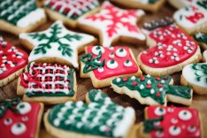 The Author Chronicles, J. Thomas Ross, Christmas cookies