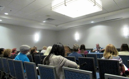 The Author Chronicles, J. Thomas Ross, Philadelphia Writers' Conference