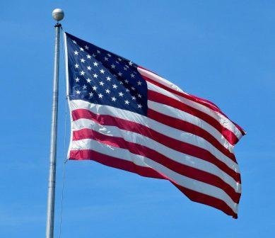 The Author Chronicles, Top Picks Thursday, J. Thomas Ross, American flag