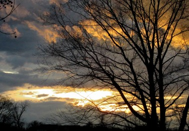 The Author Chronicles, J. Thomas, Top Picks Thursday, sunset and clouds